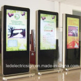 AluminiumSnap Frame für LED Advertizing Light Boxes mit Sign Board