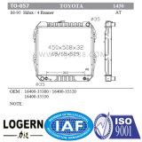 Selbstersatzteil-Kühler für Seitentrieb Hilux/4 Toyota-88-95 an Dpi1430