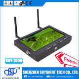 Skysight 7inch Diversity Receiver и LCD Fpv Monitor/DVR