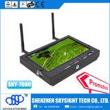 Skysight 7inch Diversity ReceiverおよびLCD Fpv Monitor/DVR