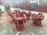 Petit Jaw Crusher, Mobile Rock/Limestone/Coal Crushing Machine avec Best Quality