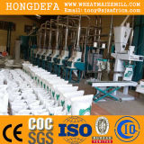 Faisant à maïs de Fufu Sadza Nshima Ugali 50t/D la machine de moulin à farine