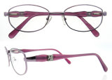 2016 новых стильных Eyeglasses способа оптически рамок металла с Ce и УПРАВЛЕНИЕ ПО САНИТАРНОМУ НАДЗОРУ ЗА КАЧЕСТВОМ ПИЩЕВЫХ ПРОДУКТОВ И МЕДИКАМЕНТОВ