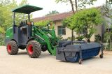 Ce Certificated Agricultural Mini Loader (HQ910C) met Straatveger