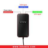 Het waterdichte Voertuig die van de Auto GSM/GPRS GPS volgen
