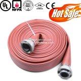 Prezzo durevole del tubo flessibile del fuoco orientato verso le esportazioni dell'unità di elaborazione da 7 pollici