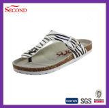 Schöner Zebra-Flipflop