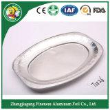 Wegwerfbare Aluminiumfolie-Fisch-Wanne - T2526