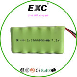 Перезаряжаемые блок батарей 2s1p 2200mAh 3000mAh батареи 18650