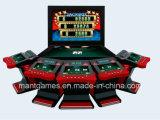 Toda la máquina automática del casino de Balackjack Bacarat de Mantong