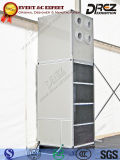 Drezの(30HP/25トン)テントの空気展覧会のためのコンディショナーによって包まれる床の永続的な空気調節