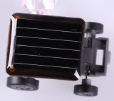 Автомобиль 052 зеленого набора игрушки продукта интеллектуального DIY энергии солнечного миниый