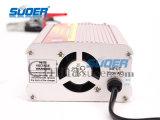 Cargador de batería automático inteligente de coche de la fabricación 12V 10A de Suoer (MA-1210A)