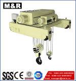 低価格のワイヤーロープの低価格の電気起重機