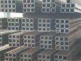Quadrato a basso tenore di carbonio e tubo d'acciaio rettangolare