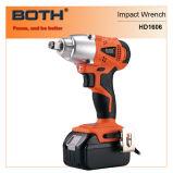 4.0ah Cordless Drivers Li 이온 Impact Wrench (HD1606B)