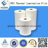 BOPP+EVA Thermal Laminating Film per Offset Printing-27mic Glossy