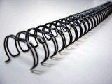 Двойное колцеобразное уплотнение провода для вязки офиса