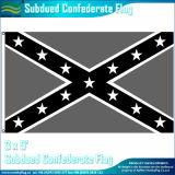 米国の習慣はフラグ、南部連合国旗を示す