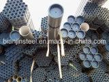 Pipe en acier galvanisée plongée chaude d'ERW