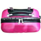 女の子のためのピンクカラー旅行トロリー荷物の箱