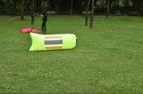 速く膨脹可能な防水空気ソファーの屋外のキャンプのスリープの状態であるラウンジ袋