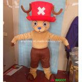 Traje de mascote personalizado Sam Traje de desenho animado do filme