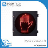 300mm rotes LED Endhelles Signal 12 Zoll-