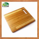 Scheda di taglio di bambù durevole naturale
