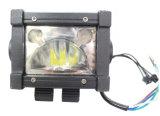 10W + 3Wクリー族LED手段、オートバイ(WSL8-10W)のための多彩な作業ライト