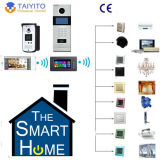 Automatização esperta sem fio do edifício para o sistema da automatização Home