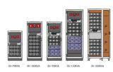 適用範囲が広い並列冗長モジュラーUPS 30kVA - 1200kVA