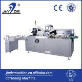 Machine de cartonnage de bouteille horizontale automatique (JDZ-100p)