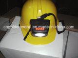 Lampada di protezione di estrazione mineraria della lampada di protezione del minatore Kl4.5lm