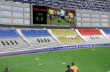 Programmierbares P10 RGB Stadium LED Display mit Die Casting Packing