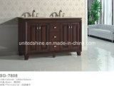 Amerika-Art-hölzerne Badezimmer-Eitelkeit (HY-8001)