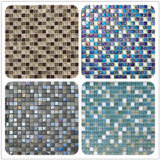 装飾Crystal Mix Stone Glass Mosaic (VMS8117 8mm)