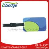 Tag da bagagem do PVC da forma para presentes relativos à promoção