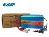 Suoer High Efficiency 12V 50A Fast Batter Charger met vier-Phase Charging Mode (ma-1250E)