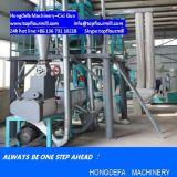 Moinho de farinha das máquinas de trituração do milho de Burundi Angola (30t50t)