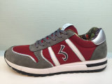 Newest Casual Running Shoes with Canvas and Suede Material