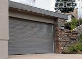 Portello del garage dell'acciaio inossidabile di alta qualità