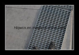 Unbehandelte Standardgröße: 1X5.8 Mild Steel Grating