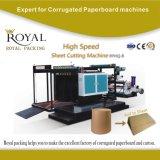 Автомат для резки листа высокого качества бумажный с ISO 9001 и Ce