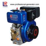 Motor diesel refrescado aire de la potencia 8HP