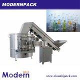 La máquina rotatoria automática de la botella/descifra la máquina de la botella