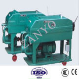移動式携帯用分離、オイル水、Solid-Liquidの油純化器機械