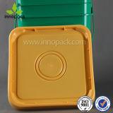 contenitore di memoria del quadrato del commestibile 20L dal secchio rettangolare del fornitore della benna