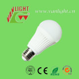 luz do diodo emissor de luz de 12W E27/B22 Plastic+Aluminum, bulbos do diodo emissor de luz