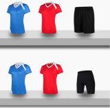 Magliette felpate verdi 2016 di modo delle donne asciutte rapide di vendita calda dell'OEM
